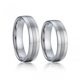 Snubní prsteny chirurgická ocel AE004a
