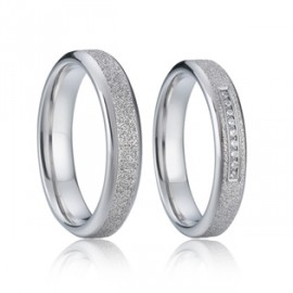 Snubní prsteny chirurgická ocel AE003