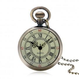 Retro kapesní hodinky - cibule malé e414a786374