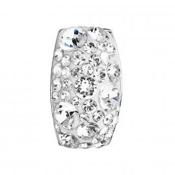 Stříbrný přívěšek Crystals from Swarovski®, Crystal