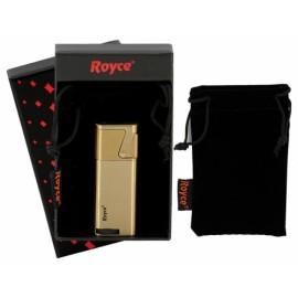 Plynový zapalovač Royce v dárkovém balení