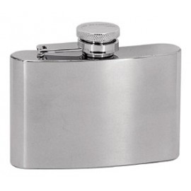Ocelová kapesní lahev - placatka 115ml
