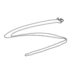 Ocelový řetízek délka 50 cm, šíře 2 mm