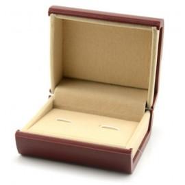 Plastová krabička na manžetové knoflíčky