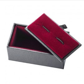 Dárková krabička na manžetové knoflíčky