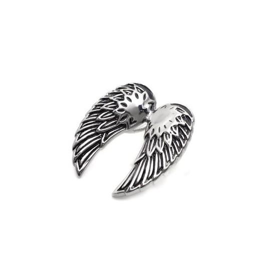 Ocelový přívěšek - andělská křídla b0acf09153