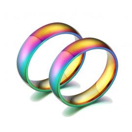 Snubní prsteny chirurgická ocel ALMD012