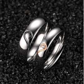Snubní prsteny chirurgická ocel AL064