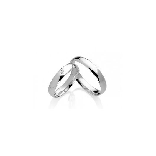 Snubní prsteny chirurgická ocel 1 pár MAR14041011