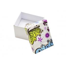 Dárková krabička na prsten nebo náušnice