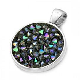 Přívěšek s krystaly Crystals from Swarovski® PARADISE SHINE