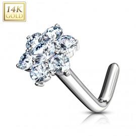 d6e48c6d5 Piercing do nosu - Vyber si z 500 stylů nosovek - Šperky LeClay