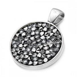 Přívěšek s krystaly Crystals from Swarovski® CRYSTAL CAL