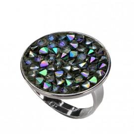Prsten s krystaly Crystals from Swarovski® PARADISE