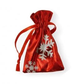 Dárkový sáček vánoční 70 x 90 mm