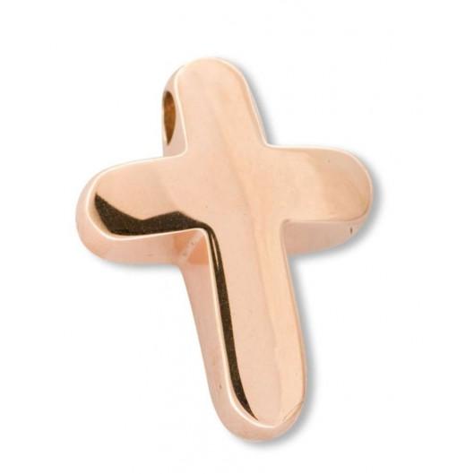 Přívěsek chirurgická ocel kříž PSHE01