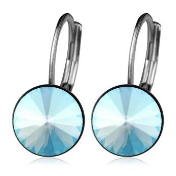 Ocelové náušnice s krystaly Swarovski® 2efc59769e9