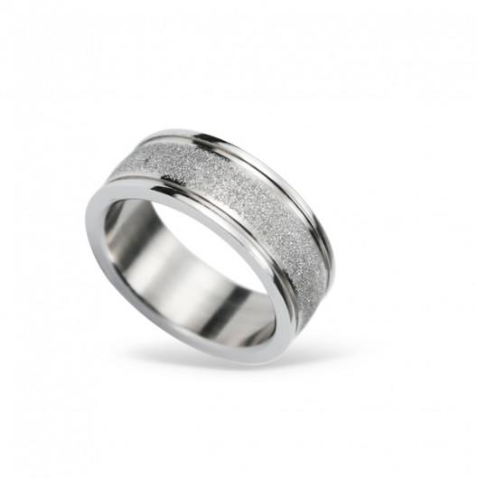Prsten chirurgická ocel RSS424 steel