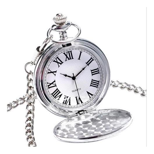 Kapesní hodinky otevírací - cibule