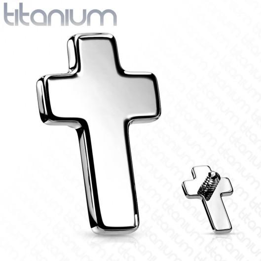 Náhradní křížek k dermálu TITAN , závit 1,6 mm