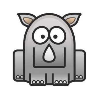 Stříbrný jantarový přívěsek - medvídek