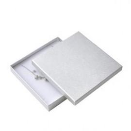 Velká krabička na soupravu šperků - zlatá