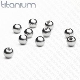 Náhradní kulička TITAN, 1,6 mm, průměr 5 mm