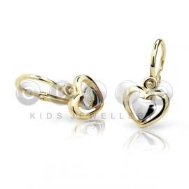 Cutie Jewellery Dětské naušnice Cutie C1604-ZB