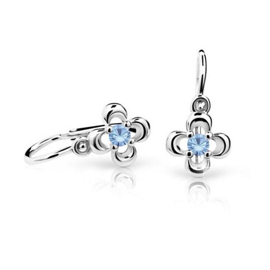 Cutie Jewellery Dětské naušnice Cutie C2013-B Arctic Blue