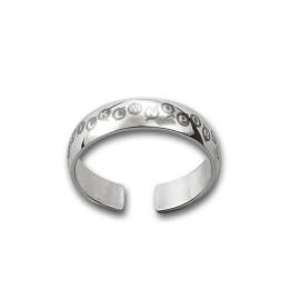 Prsten na nohu Tribal TRSX08