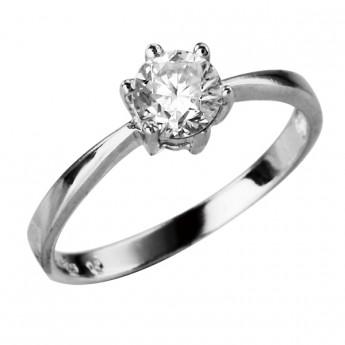 Selilya Silver Prsten stříbrný SRJ35