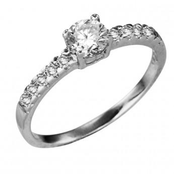 Selilya Silver Prsten stříbrný SRJ06
