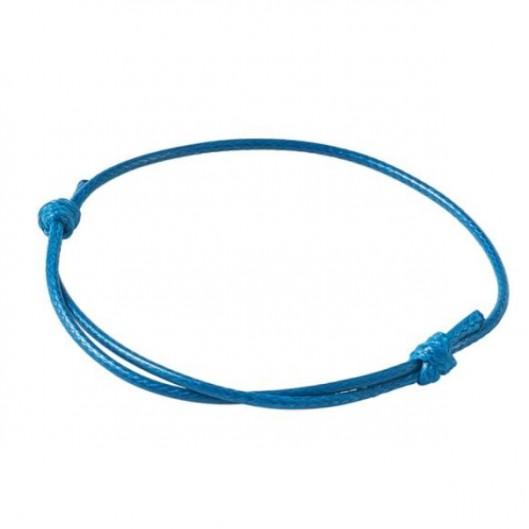 Modrá šňůrka na výrobu náramku