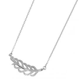Selilya Silver Náhrdelník stříbrný SNJ11