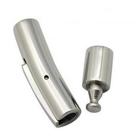 Ocelové bajonetové zapínání s pojistkou, 4 mm