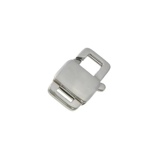 komponenty - zapínání - karabinka ocelová 22 mm