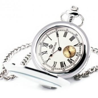Otevírací kapesní hodinky - cibule Hodinky 5510004ff30