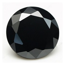 CZ Kubický zirkon - Black, pr. 1.6 mm